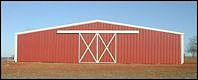 Pole Barn Front